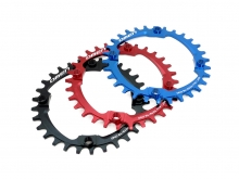 OMEN Narrow Wide Chainring 104 BCD -