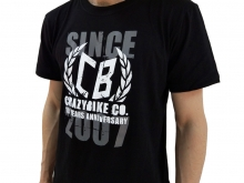 CRAZYBIKE CO. 10 YEARS ANNIVERSARY T-Shirt -