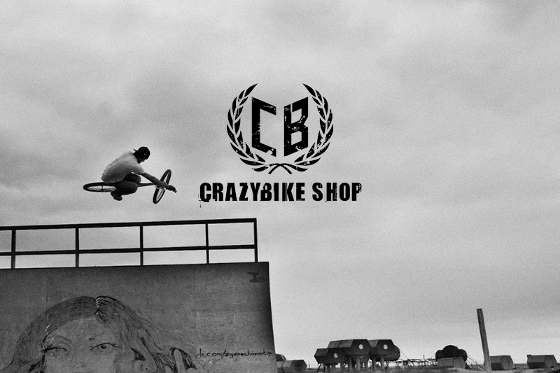 CRAZYBIKE STORE - MTB and BMX Bikes for Dirt, Street and Park riding